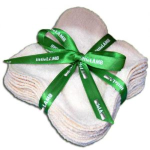 Bamboo Washable Wipes 10 pack