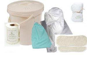 Full cloth nappy Accessory Kit