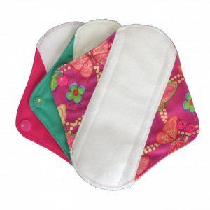 Washable Sanitary Menstrual Pads