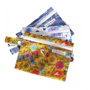 Earthwise Mini Wet Bag/Pad Purse