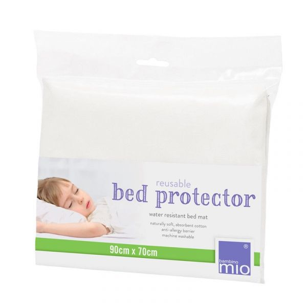 bambino mio flat mattress protector