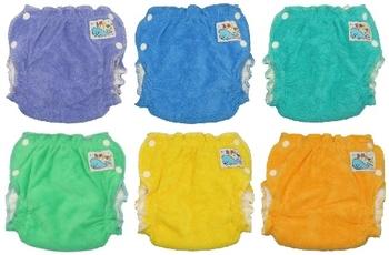 Sandys Dyed Cotton nappies