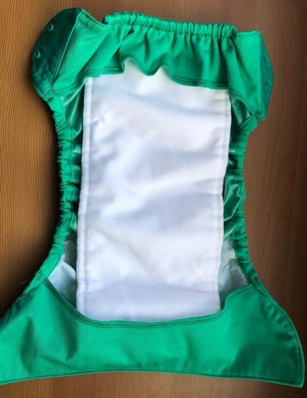 stay dry inside Flip wrap