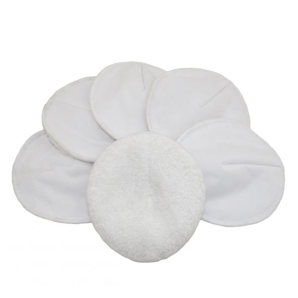MuslinZ bamboo cotton terry breast pads