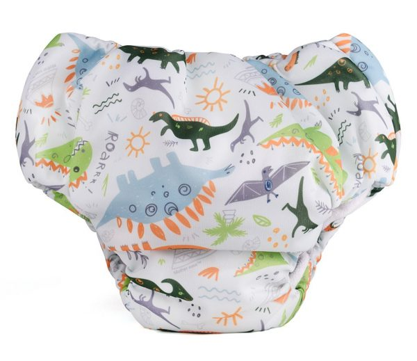 Motherease Bedwetter Pants DINO