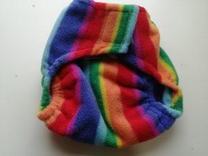 Totsbots Fleece Wrap