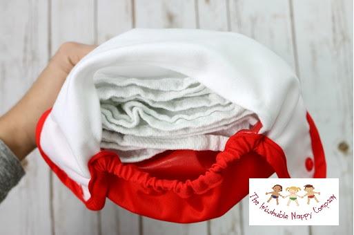 Bumgenius elelmental Joy pocket FLAT insert cotton inside nappy