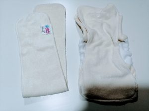 Petit Lulu Basic Plus Insert for the SIO nappy wrap