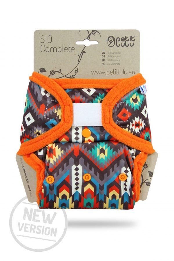 Petit Lulu Etno SIO Complete Velcro