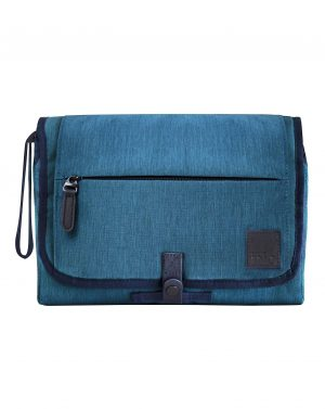 Grab and Go Change Wallet – Navy Blue