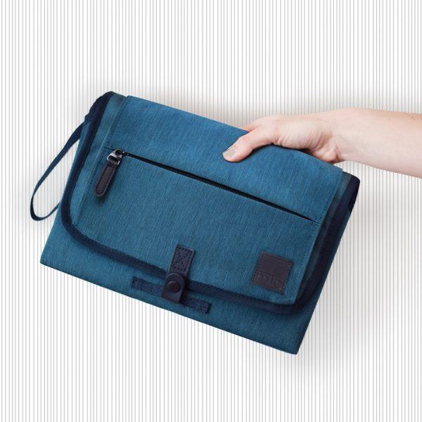 Grab & Go Changing Wallet / Mat