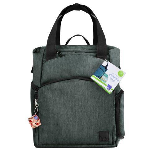 Baby & Beyond Change Bag Charcoal Grey